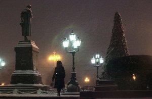 Реставрация памятника Пушкину в центре Москвы может завершиться в этом году