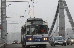 Временные автобусные маршруты пустят по Садовому кольцу вместо троллейбусов