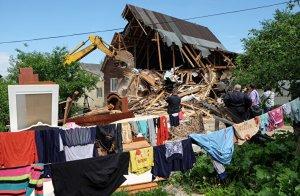 Рабочие снесут в среду 32 незаконных постройки в тульском поселке Плеханово