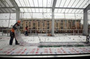 Фасады более чем 200 зданий вдоль линии МКЖД будут отремонтированы