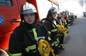 Пожар в гаражах на юго-востоке Москвы ликвидирован - МЧС
