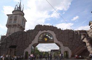 Граффити в виде животных появятся на стене у входа в Московский зоопарк