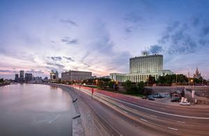 Краснопресненскую набережную планируется благоустроить в ближайшие годы - мэр